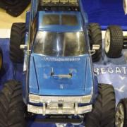 Un Monster Truck Ford Nitro Thrasher - 1,5 cm3