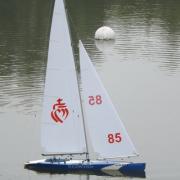 Un Seawind aux couleurs de la Vendée à l'arrivée