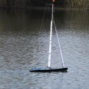 "Un ""Seawind"" en course"
