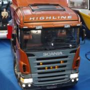 Un superbe Scania Highline