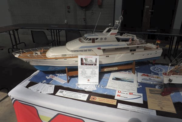 Un yacht de luxe le