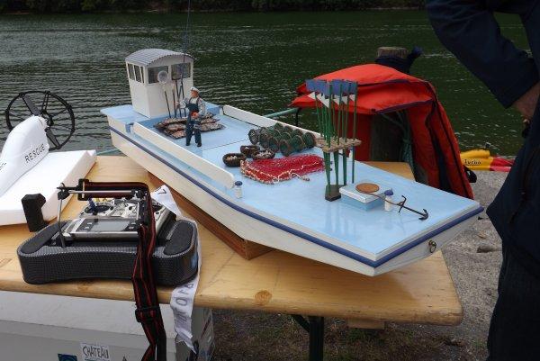 Une Barge ostréicole