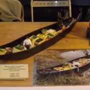 Une Barque à Cornet des Hortillonnages d'Amiens