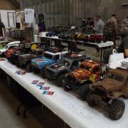 Une belle série de véhicules RC