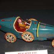 Une Bugatti T35 Paya Ballon Cord Car