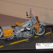 Une Harley Davidson WLA 750
