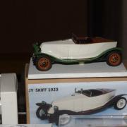 Une Renault JY Skiff de 1923