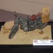 Une Triumph 3 HW - 350 cm3