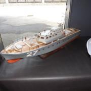 Vedette Lance torpille française