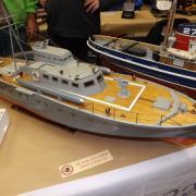 Vedette lance torpilles française