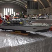 Vedette lance torpilles