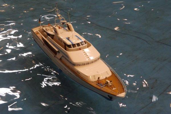 Yacht de luxe allemand le