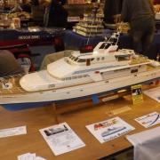Yacht de plaisance le Pégasus III